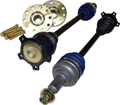 Driveshaft Shop - 00-08' Honda S2000 1000HP Level 5.9 Axle/Hub Kit