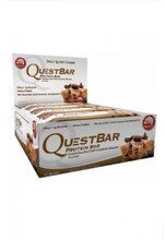 Quest Nutrition Quest Protein Bar - Chocolate Chip Cookie Dough - (12 bars)