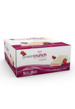 Power Crunch Protein Bar - Wild Berry Creme (12 Bars)
