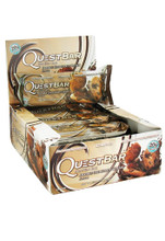 Quest Nutrition Quest Protein Bar - Double Chocolate Chunk (12 bars)