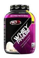 4DN - 4 Dimension Nutrition Whey Phase Protein Powder - Vanilla, 5 Lbs
