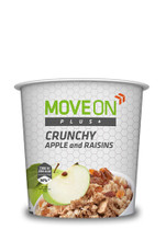 Move On Plus Crunchy 70gåÊ Apple and Raisins