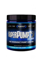 Gaspari Nutrition SuperPump 250 - Cotton Candy, 30 Servings