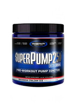 Gaspari Nutrition SuperPump 250 - Rainbow Italian Ice, 30 Servings