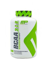 MusclePharm BCAA 3:1:2 - 240 Capsules