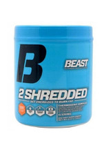 Beast Sports Nutrition 	2 Shredded - Orange Mango, 45 Servings