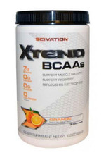 Scivation Xtend BCAA - Orange, 30 Servings
