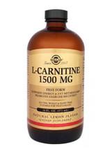 Solgar L Carnitine Liquid Non Flavoured - 16 Oz