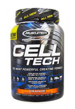 Muscletech Celltech Performance Creatine Powder - Orange, 3 Lbs