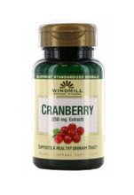 Windmill Cranberry 250 mg - 60 Capsules