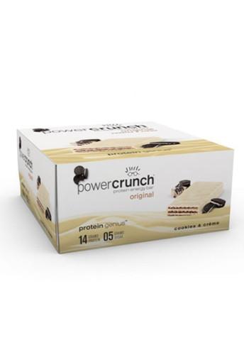 Power Crunch Protein Bar - Cookies Cream (12 Bars)