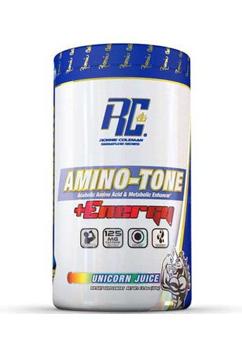 Ronnie Coleman Amino Tone Energy - Unicorn Juice, 30 Servings