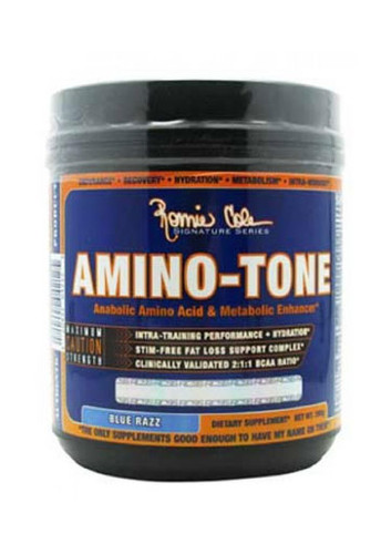 Ronnie ColemanAmino Tone Intra Workout Powder - Blue Raspberry