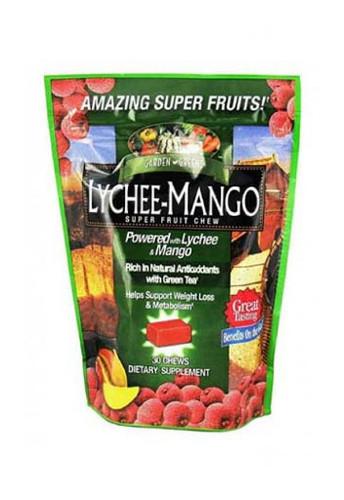 Garden Greens Lychee Mango - 30 Chews