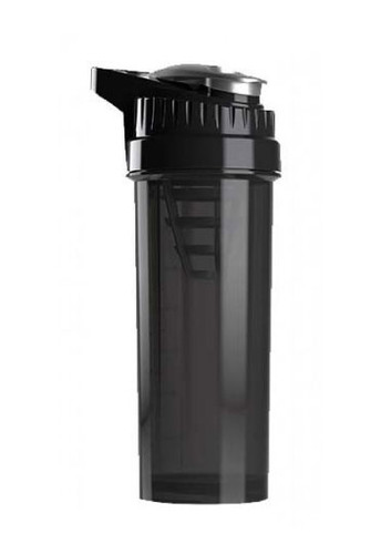 Cyclone Cup Protein Shaker Bottle - Smoked Black, 32 Oz