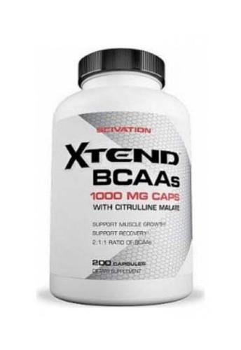 Scivation Xtend BCAAs 1000MG - 200 Caps