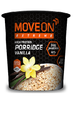 Move On Extreme Porridge 100g Vanilla