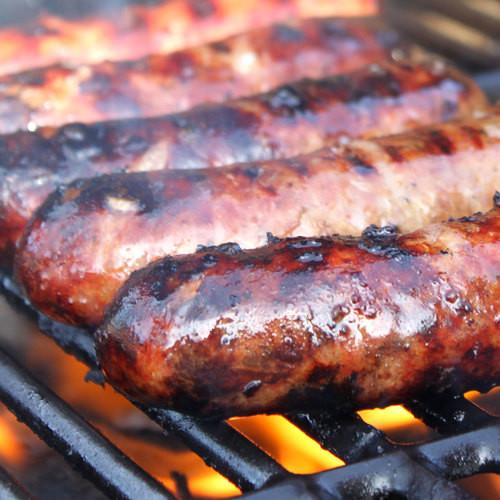 Bulk Bison Hot Dogs 10lbs