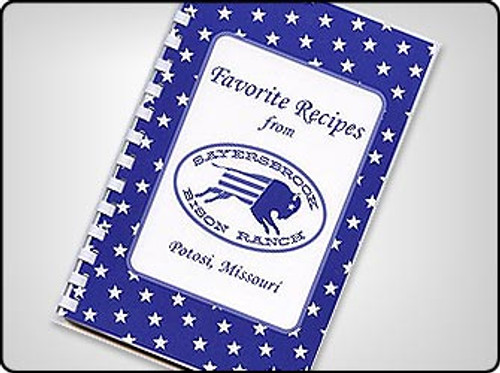 SayersBrook Cookbook