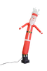 anta Claus shaped and themed 6ft air dancer (as pictured). This dynamically dancing 6ft Santa shaped inflatable advertising air dancer product will promote your Christmas sale or holiday event like no other product/service can. Gain exposure for your holiday sales event today with the ghost inflatable advertising air dancer products. The 6ft Santa is the perfect size to put on your front lawn to complete your holiday decorations for the month of December.