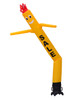 This 10ft tall yellow air dancer will get your business noticed today
