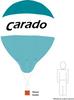 Custom 13.5ft Hot Air Shape with Artwork 2 Sides Carado