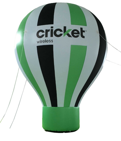 Cricket Wireless Giant Inflatable