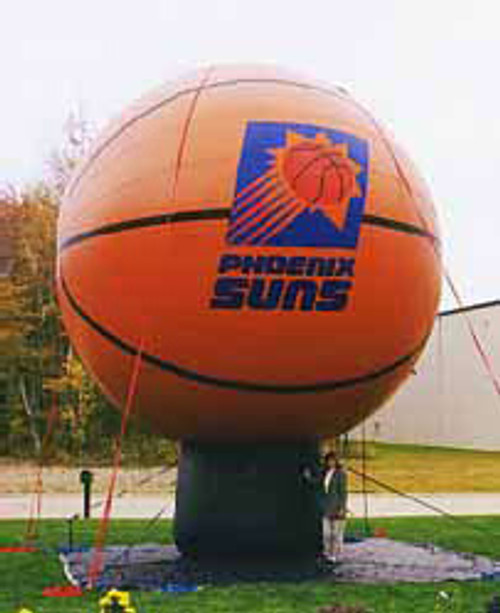 20ft Basketball Balloon