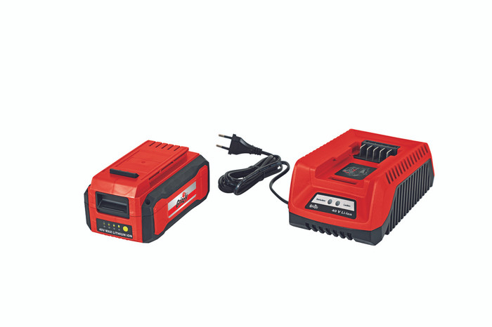 Grizzly 40 Volt Battery & Quick Charge Charger