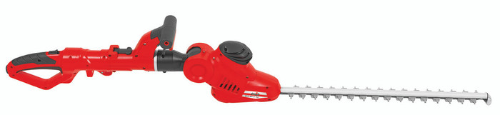 Grizzly EKHS 600-51 2-in-1 Electric Hand & Telescopic Hedge Trimmer 600W