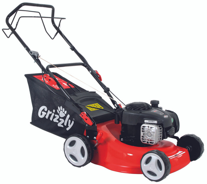 Petrol Lawn Mower BRM42-125 BSA