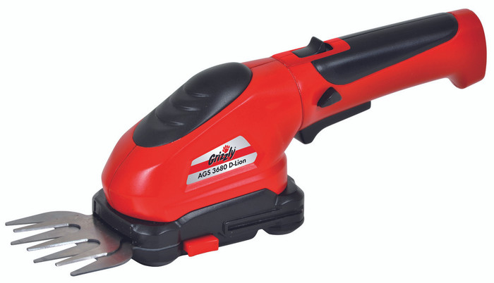 Grizzly AGS 3680 D Handheld Grass & Hedge Trimmer Shear