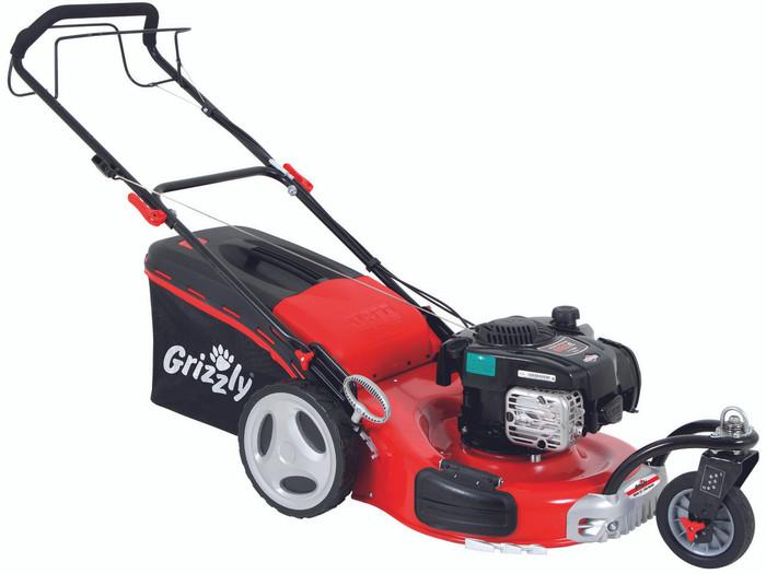 Grizzly BRM51-150 BSAT Petrol Trike Lawn Mower