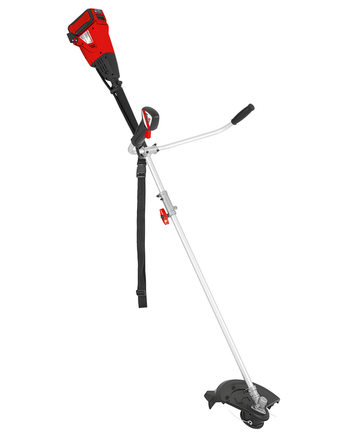 Grizzly AS 4026 40V Battery Brush Cutter (with battery & charger)