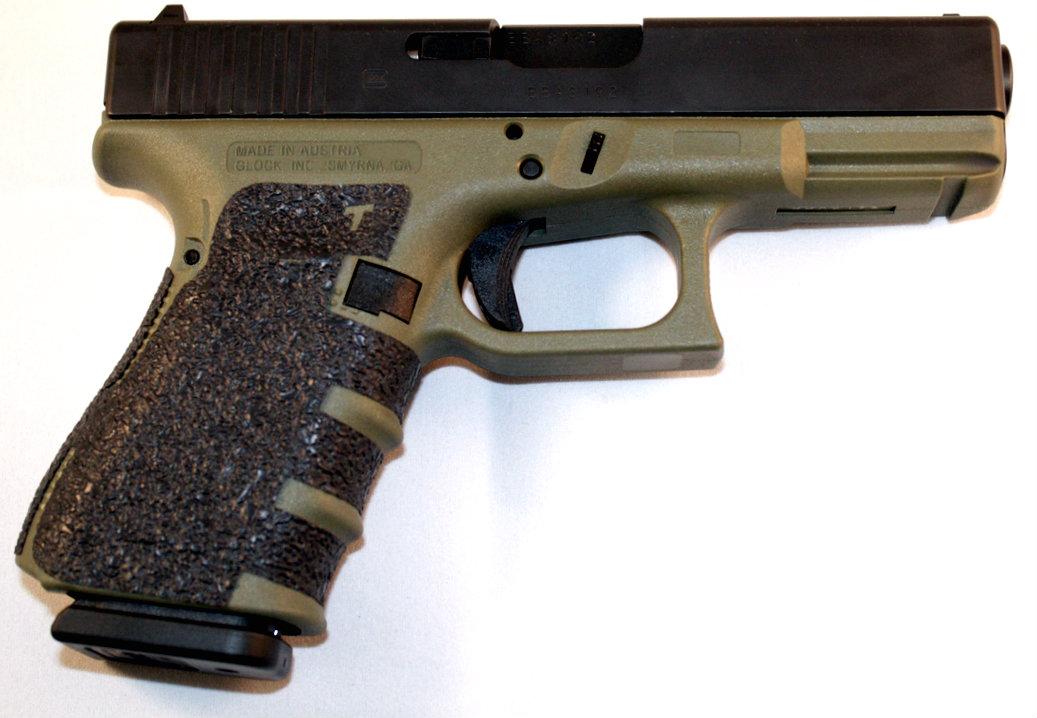 Glock 23 OD Green 40 S&W - Gen 4 - Used - Climags