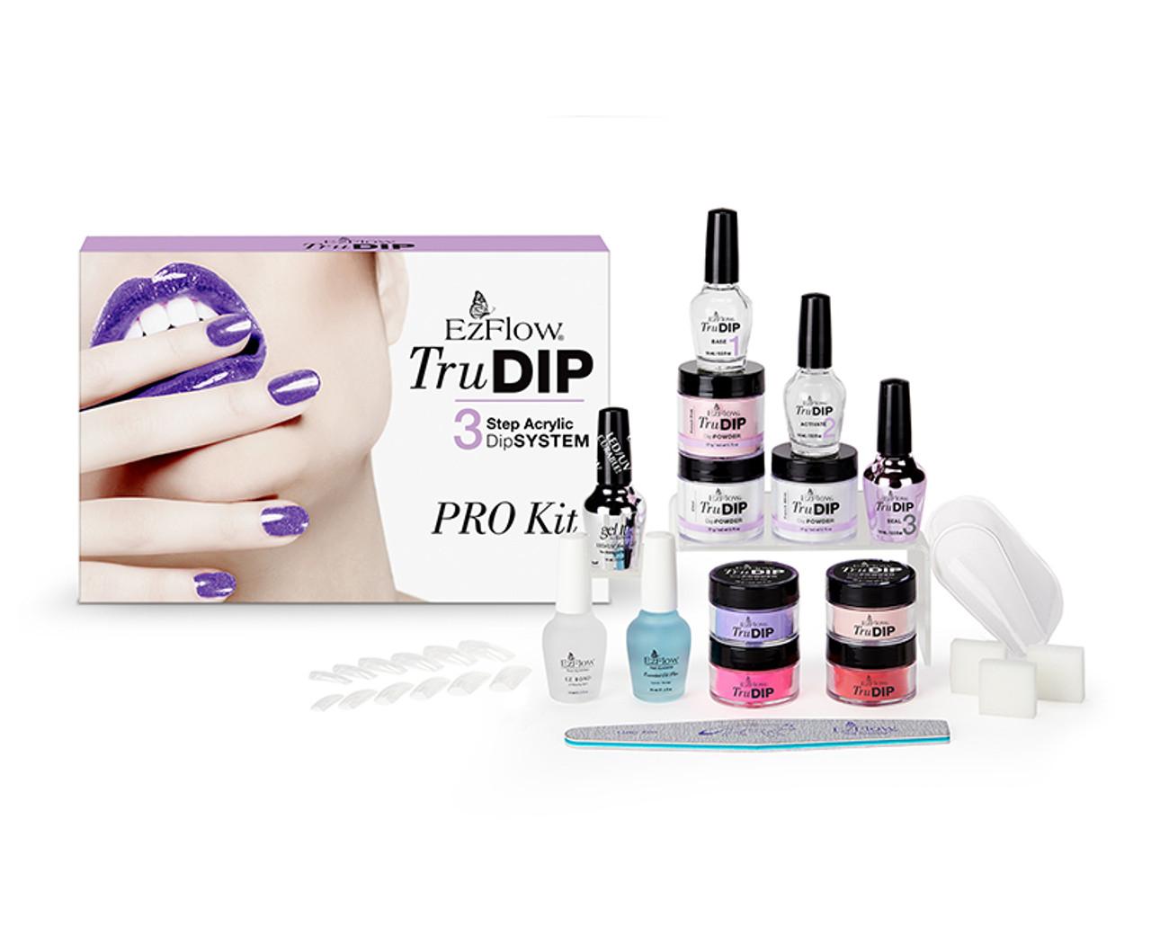 EZ Flow TruDIP Acrylic PRO Kit