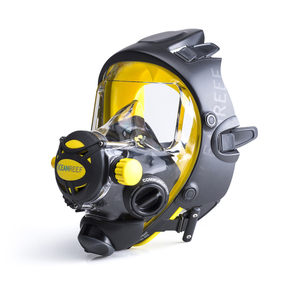 Space Extender - IDM - Black/Yellow Medium/Large