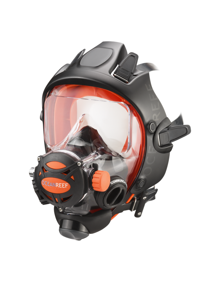 Space Extender - IDM - Black/Orange - Medium/Large