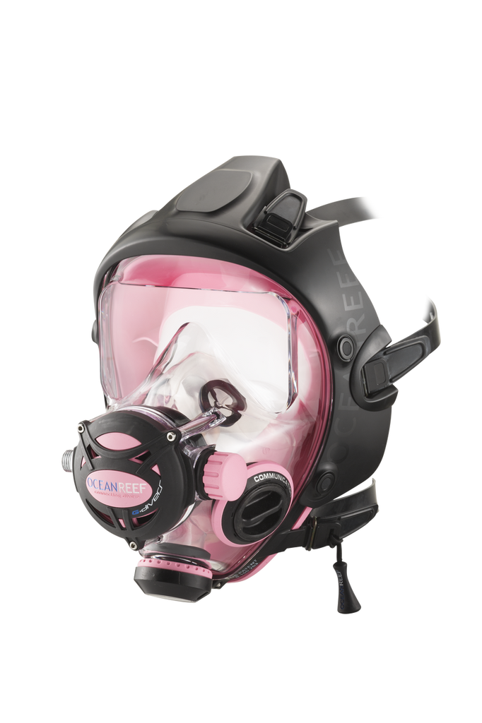 Gdivers pink w/ Extender Kit black (Black Extender Sold Separately)