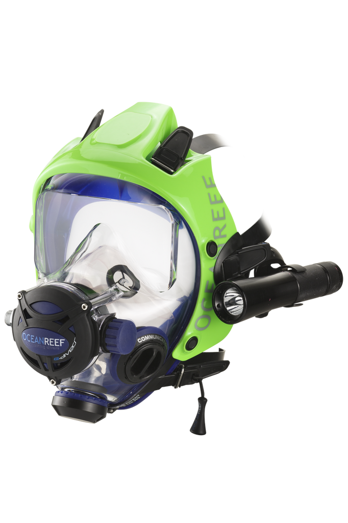 Gdivers Cobalt w/extender kit green ( Extender Kit Sold Separately)