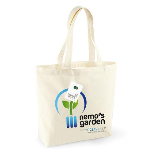 Eco Shopping Bag Nemo's Garden