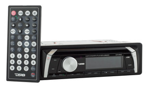 DS18 CDV200 SINGLE DIN DETACHABLE CAR DVD/CD/USB/BT/FM/AM PLAYER