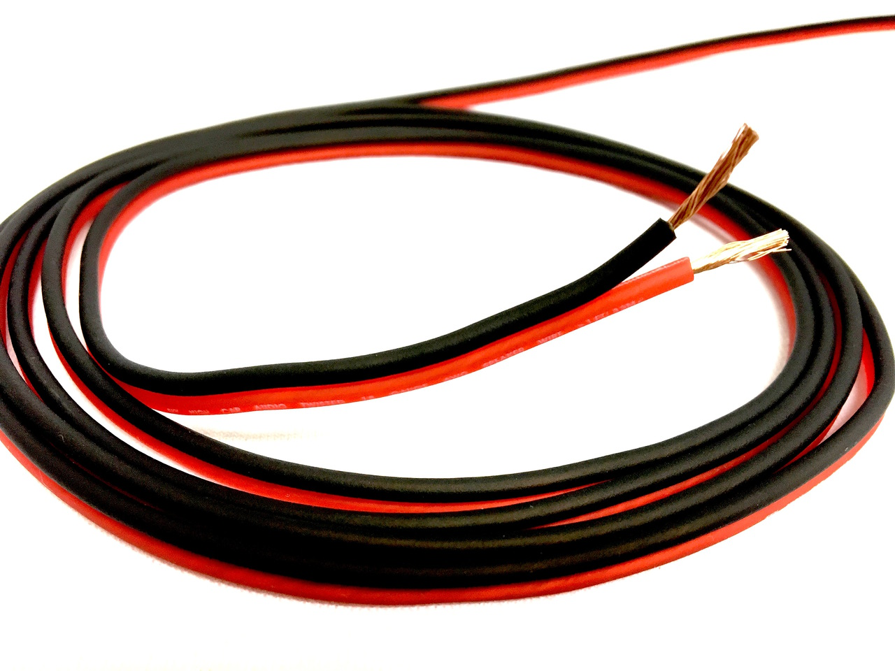 Sky High Car Audio CCA 18 Gauge Speaker Wire 25ft-700ft