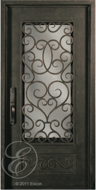 S518SHX/33 Escon Iron Door 39  ... : doors 33 - Pezcame.Com