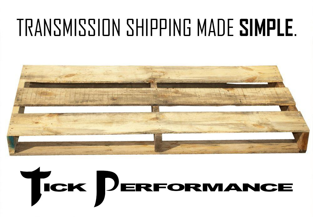 START HERE: Our Easy 10-Step Packaging & Shipping Process for T56 & TR-6060 Transmissions