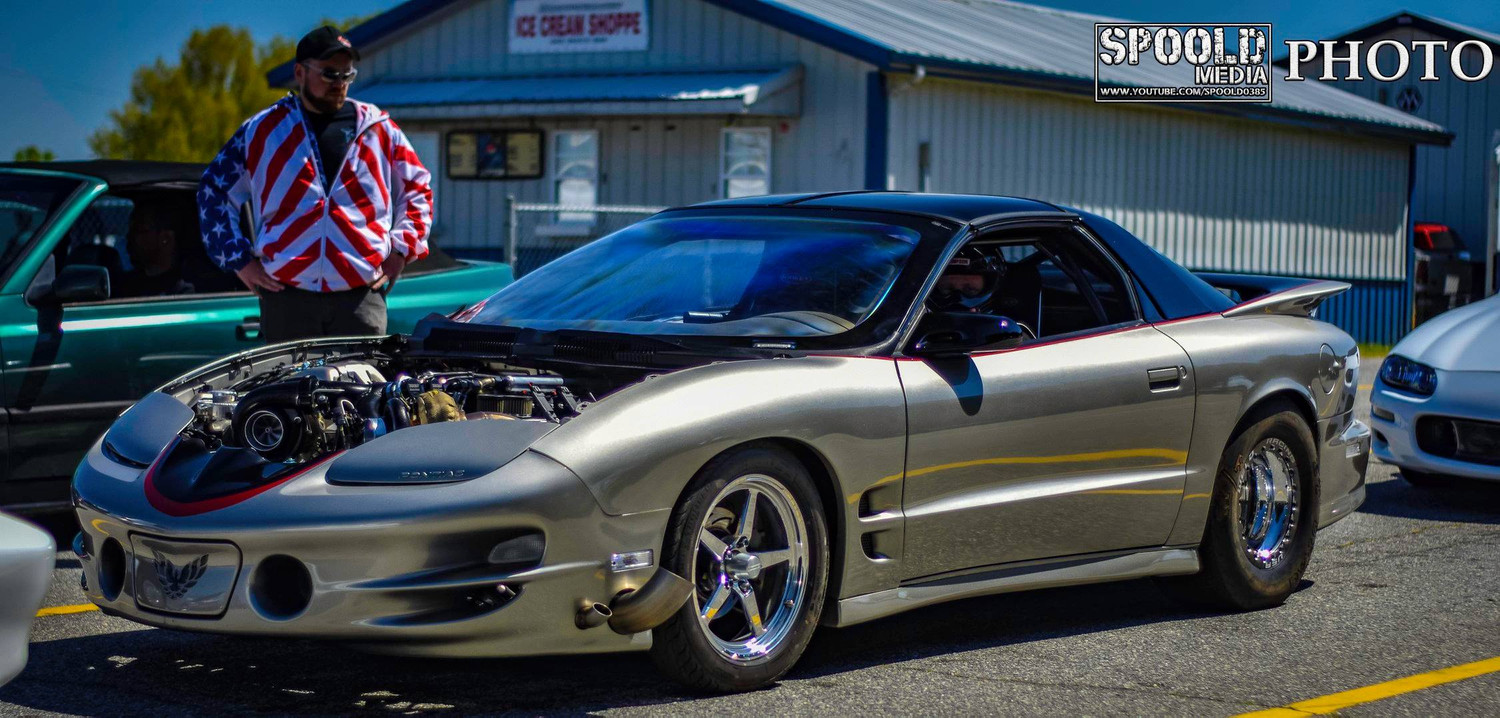 Jarvis's Twin Turbo Trans Am makes its track debut!!!!