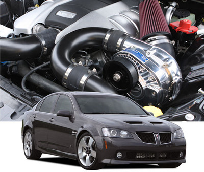 Procharger Ho Intercooled Supercharger 2005 2006 Pontiac