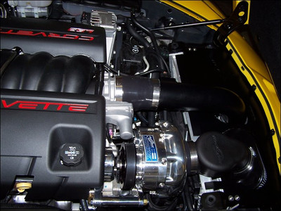 ProCharger Installed & Tuned Package for 2008-2013 Corvette (LS3)