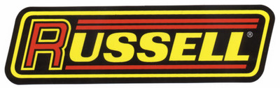 Russell #10 6 Ft. Black Cloth Hose, Part #632163