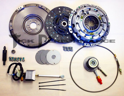 Tick Performance LS7 Complete Clutch & Hydraulic Upgrade Package for 1998-02 Camaro & Firebird LS1
